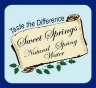 Sweet Springs Valley Water in Southern WV & Southwestern VA