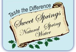 Sweet Springs Valley Water - Award Winning Spring Water in Southern WV & Southwestern VA